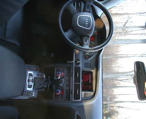 auto body repair training 2006 audi a6 interior lighting 2006 audi a6 sedan and avant auto reviews online