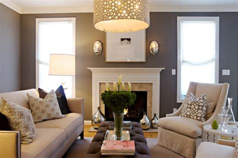 gray paint living room gray walls contemporary living room pratt and