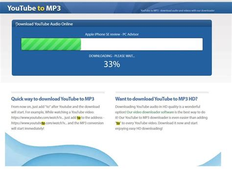download mp3 from website how to download youtube videos pc advisor