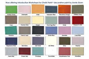 chalk paint colors home depot paint color chart home painting ideas