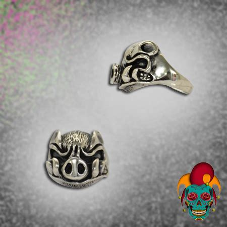 village tattoo nyc prices evil pig silver ring village tattoo nyc