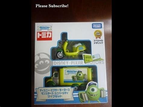 Tomica Jolly Float tomica monsters mike wazowski trucks jolly