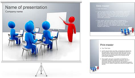 training powerpoint template amp backgrounds id 0000002915