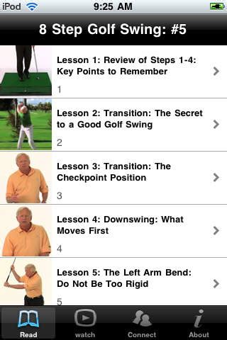 8 step swing download golf swing analysis software software groove