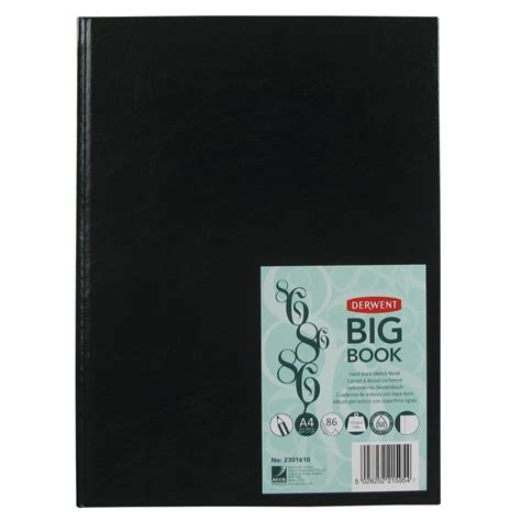 derwent sketchbook a4 big book sketch book a4 derwent from craftyarts co uk uk