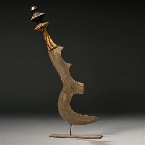 Interior Salish African Weapons Modern Interior Design Tribal Knives