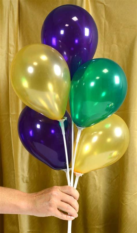 2788 Best Images About Graduation Open House Ideas On Balloons On Sticks Centerpiece