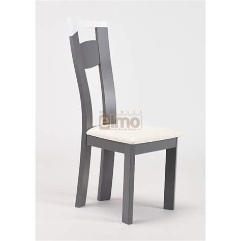chaise salle a manger moderne chaise de salle 224 manger moderne bois massif camilla