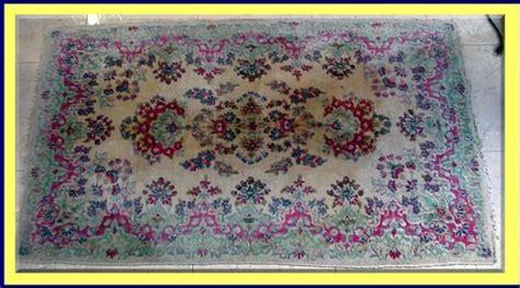 Handmade Articles For Sale - vintage kerman rug handmade for sale antiques