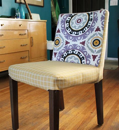 Diy Dining Chair Slipcovers Dining Chair Slipcover Diy Tracey Cameron Creative