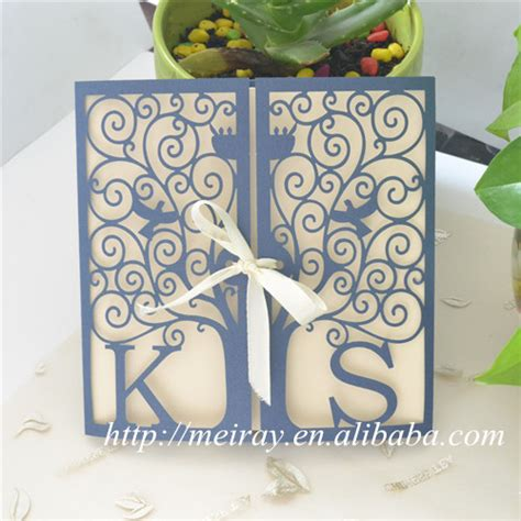 wedding invitation craft kit wedding cards invitation 2015 card craft supplies paper