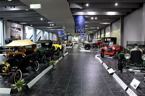 Toyota Museum Toyota Automobile Museum