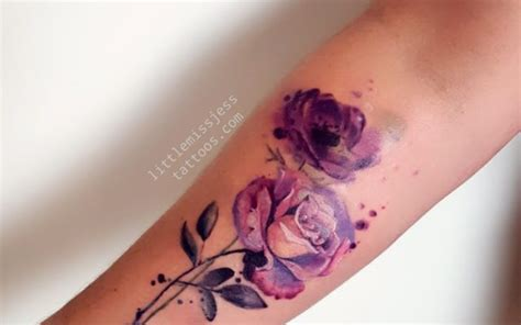 watercolor tattoos adelaide miss jess tattoos