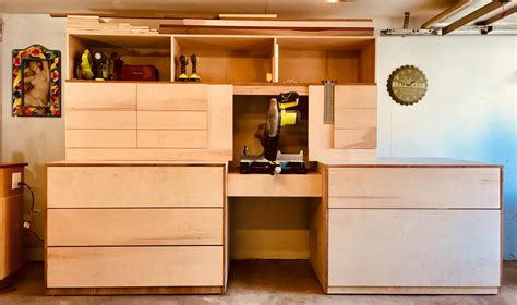 Diy Storage Shelves Free Woodworking Plans 187 Miter Saw Station Shop Furniture