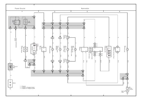 electric power steering 2001 toyota tundra interior lighting repair guides overall electrical wiring diagram 2006 overall electrical wiring diagram
