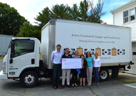 Westford Food Pantry by Helping Agencies Reach Served Communities The