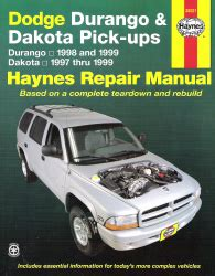dodge durango haynes repair manual am autoparts 1997 1999 dodge durango and dakota haynes repair manual
