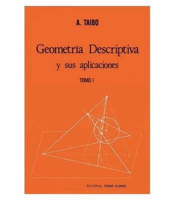 capacitor y su geometria geometr 237 a descriptiva y sus aplicaciones i editorial t 233 bar flores