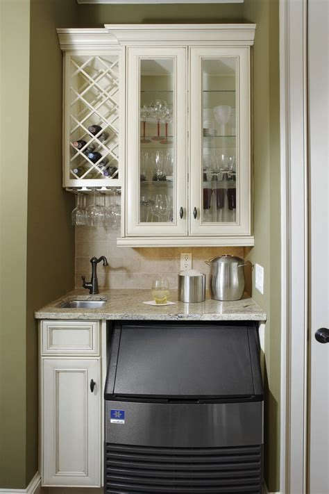 barware cabinet lovely bar sink cabinet with white cabinets barware green