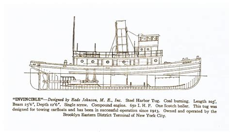 tugboat drawing steam tug boat plans build your own sailboat ebook