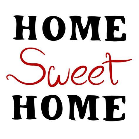 Home Sweet sticker home sweet home a0430
