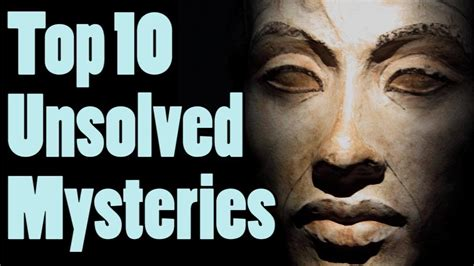 Top 10 Unsolved Murder Mysteries   top 10 unsolved mysteries of the world mysteries