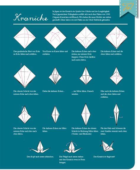 Origami Wish - diy origami mobile vom eigenwerk magazin origami