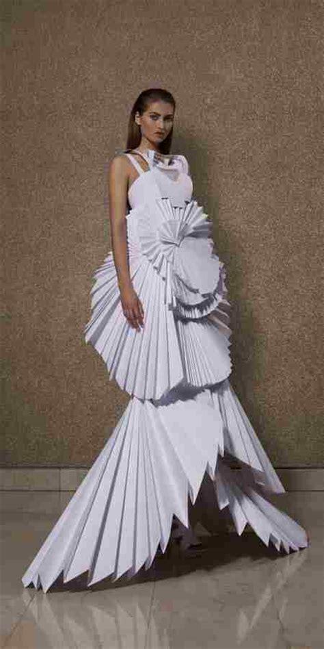 Paper Dresses - fashionworld paper dresses