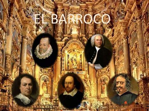 imagenes artisticas del barroco el barroco wikisabio