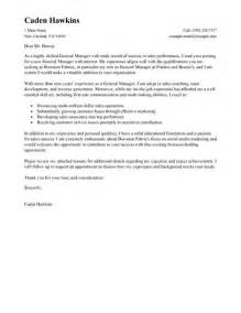 Documentation Officer Cover Letter by Business Manager Cover Letter Exles