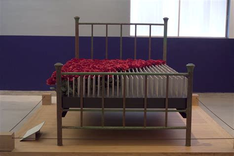 the marriage bed brooklyn museum contemporary art the marriage bed sometimes a bed of roses