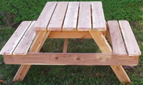 how big is a standard picnic table wood work child size picnic table pdf plans