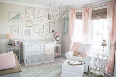 shabby chic baby nursery 10 shabby chic nursery design ideas