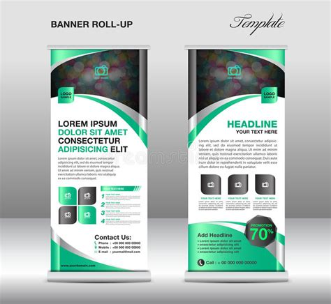 banner stand design templates roll up banner stand template stand design banner