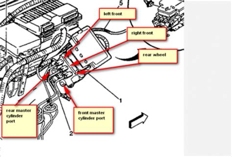 repair anti lock braking 2003 chevrolet silverado parking system f250 front suspension diagram wedocable
