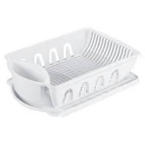 sterilite 174 dish rack 2pc white target