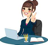 office front desk clip art pictures to pin on pinterest