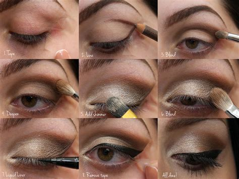 Eyeshadow Tutorial mua coates