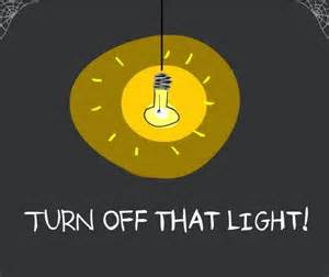 turn the lights with jquery helplogger