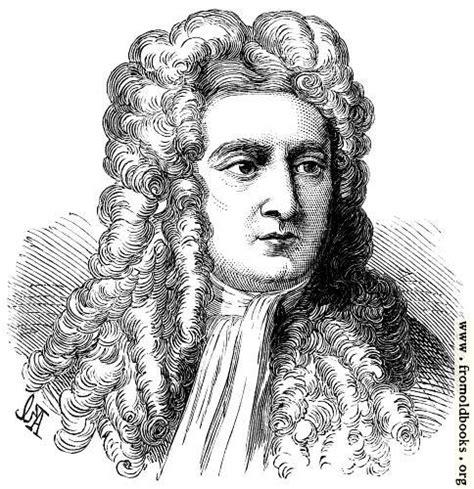 biographical sketch of albert einstein sir isaac newton