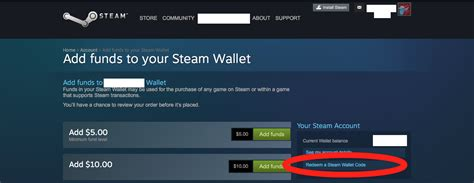 Add Steam Gift Card - can i use a steam gift card and not give steam credit card information arqade