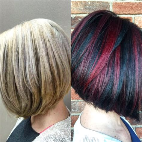 goldwell 5rr maxx haircolor pictures transformation going bold career modern salon