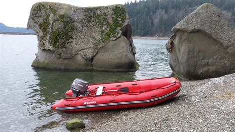 emergency inflatable boat 16 saturn sd488 fire emergency rescue inflatable motor boat