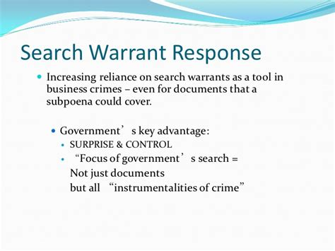 Warrant Search Mecklenburg County Responding To Grand Jury Subpoenas Search Warrants