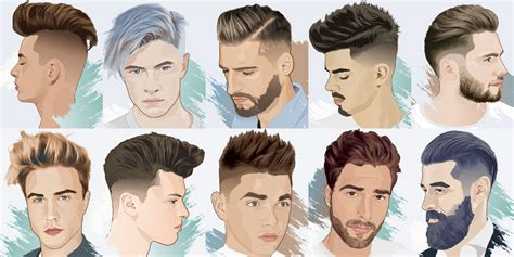 Cool Hairstyles For Men 2018   Men's Haircuts   Hairstyles