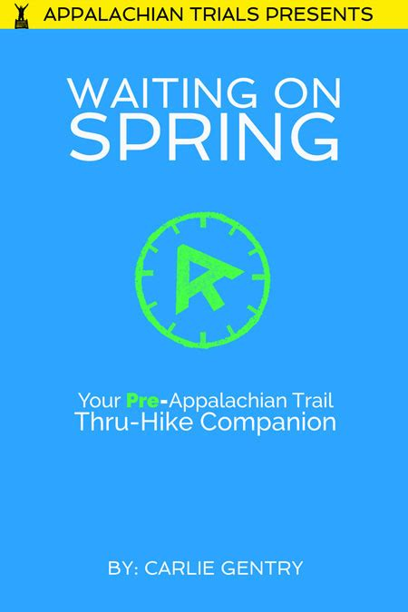 appalachian trail thru hiker s companion 2018 books waiting on your pre appalachian trail thru hike