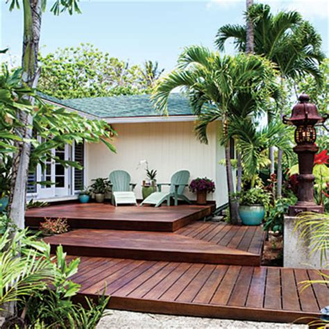 front yard decorating great deck ideas sunset