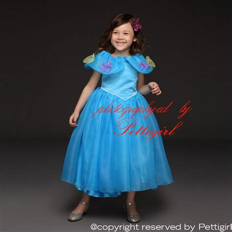 Dress Hi Mm Butterfly Dress Anak ultima moda vestito di cenerentola per le ragazze