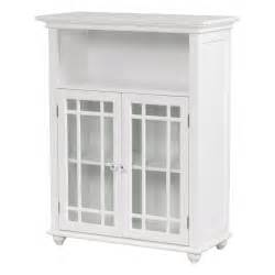 Bathroom Storage Floor Cabinet Furniture White The Door Bathroom Cabinet With Cabinet Storage Units And Metal Storage