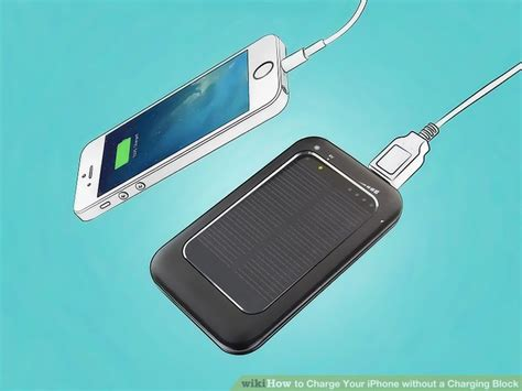 ways to charge an iphone without a charger 4 ways to charge your iphone without a charging block